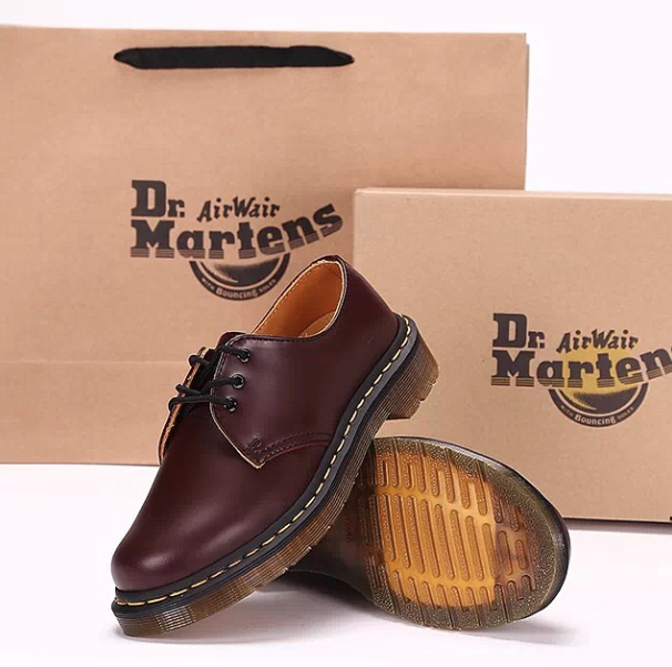 Dr Martens Model 1461 (Full Black) SGD 96.90. SIZES  EURO 35-45 14d0c474323c